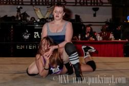 Crazy Mary Dobson vs. Thunderkitty
