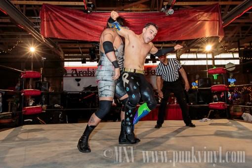 Stonewall vs. Barry Ryte