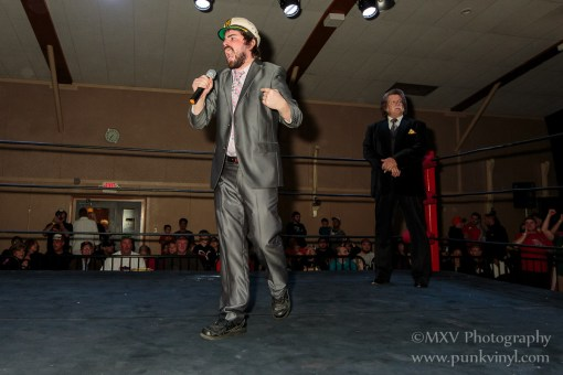 Buddy Roberts Jr. vs. Zach Thompson