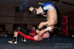 Machine vs. Buddy Roberts Jr.