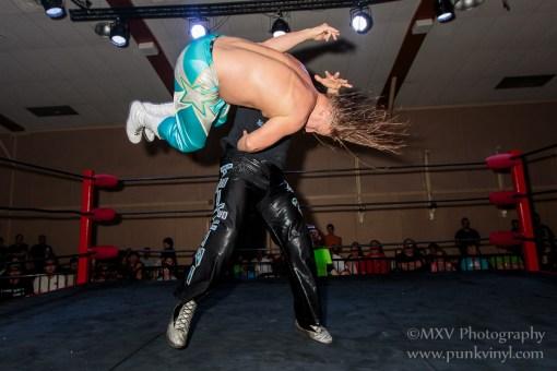 Tommy Dreamer vs. Matty Starr