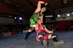 Hardcore Craig/Ryan Slade vs. Grin/Judas