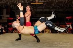 Barry Ryte vs. James Alexander