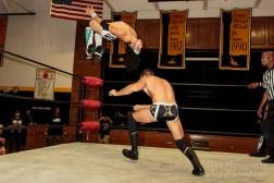 2 Star Heros/X-Pac/Coach vs. Body Magic/Wilkins/Court