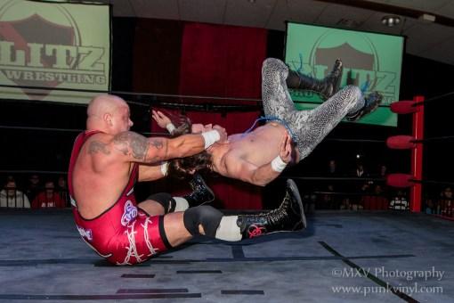Hardcore Craig vs. Jimmy Rockwell