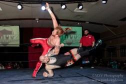 Pauly Thomaselli vs. Zach Thompson