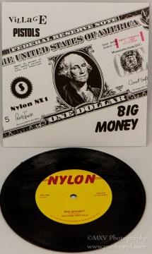 Village Pistols - Big Money reissue