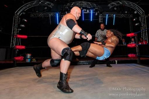 Chris Hall vs. Remi Wilkins