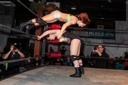 D'Arcy Dixon vs. Thunderkitty
