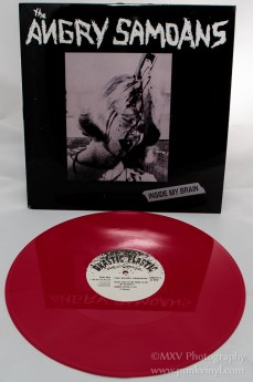 Angry Samoans - Inside My Brain reissue