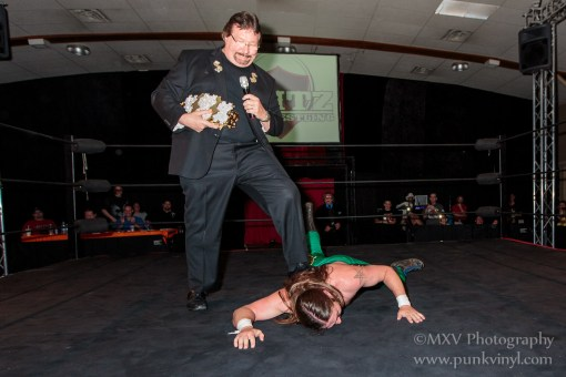 The Million Dollar Man and Jimmy Rockwell
