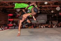Jake O'Neill vs. Cobra