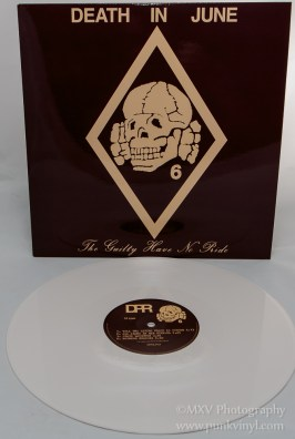 Death in June - The Guilty Have No Pride reissue
