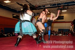 Pondo/Heather Owens vs. Dash/Lylah