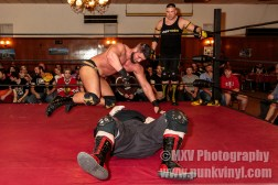 Body Magic vs. Pondo/Shane Mercer