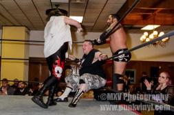 Pondo/Shane Mercer vs. Cody Jones/Zodiac