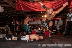 Suge D/Tommy Else vs. Scotty Young/Russ Jones