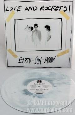 Love and Rockets - Earth Sun Moon vinyl reissue