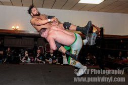 Sean Mulligan vs. Cody Jones