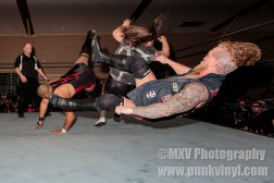 Brubaker/Matty Starr vs. Matt Knicks/Shane Fury