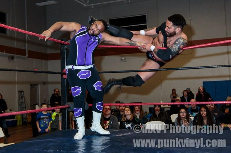 Cody Jones vs. D'Angelo Steele