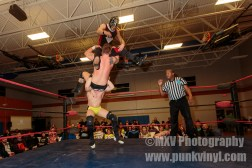 Main Street Youth vs. Spider Monkey/Super Strong Tiger
