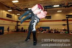 Shane Mercer vs. Ray Rowe