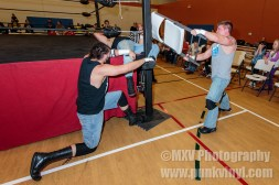 The Bruiserweights vs. Main St. Youth