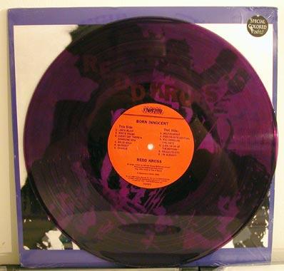 Red Kross - Born Innocent on purple