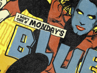 Brazilian artist Butcher Billy's new art series captures some of our favorite post-punk musicians here at Punky Moms and mixes them with comics. Fan girling big time!