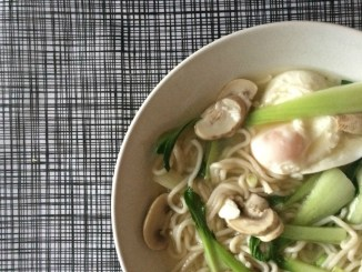 Easy Udon Soup Recipe