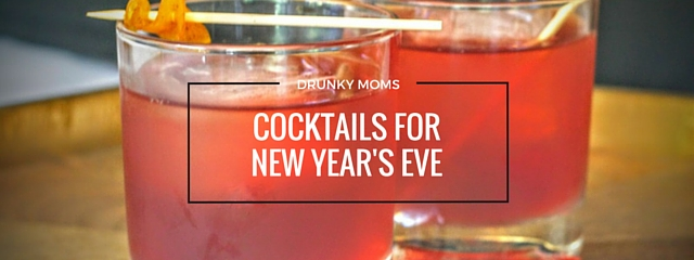 New Year's Eve Cocktails to make to ring in the new year