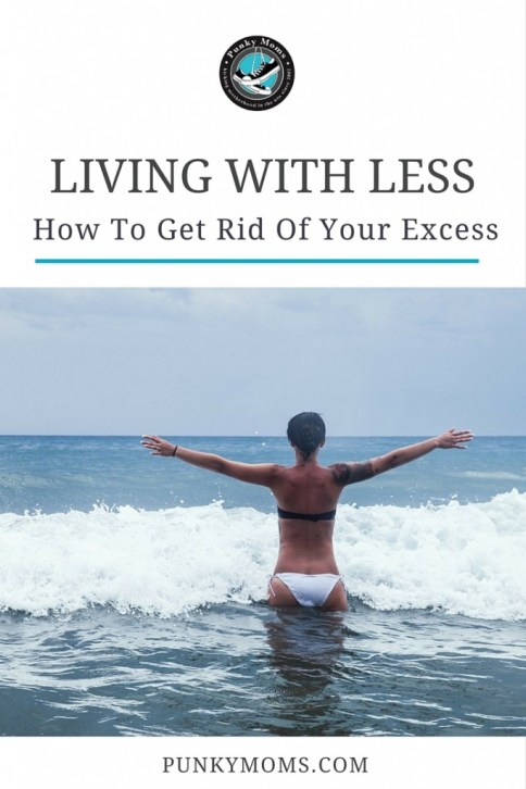 living with less