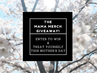 Mama Merch Punky Moms Instagram Giveaway