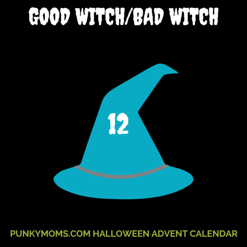 Day 12 of our Halloween Advent Calendar is underway and yes we've got another giveaway for you! Seriously Punkies, we love youuuuu 🖤🌙✨ The rad as fuck @drawingsbynicole is gifting one lucky winner a Bad Witch pin!