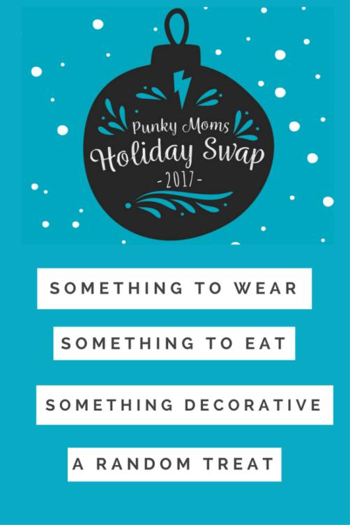 The Secret Santa holiday swap is here! Something To Wear, Something To Eat, Something Decorative, A Random Treat. No more, no less.