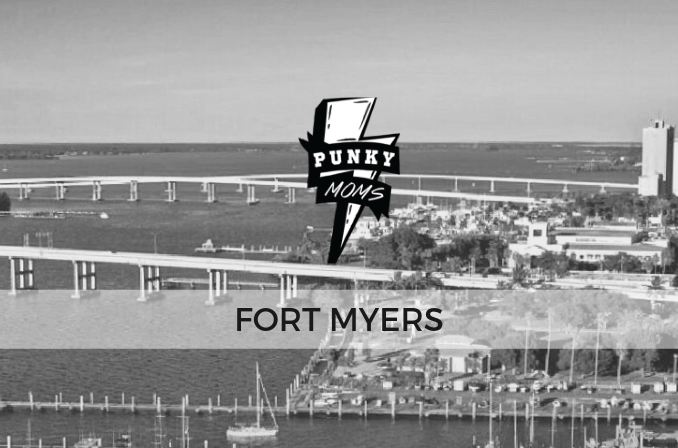 This Punky Moms Chapter covers Fort Myers, Naples, Bonita Springs, Estero, LaBelle, Alva, Lehigh Acres, & Cape Coral.  If you are within 2 hours, this is the parenting group is for you.