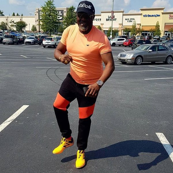 Senator Dino Melaye has a bright prospect of becoming a Nollywood Superstar