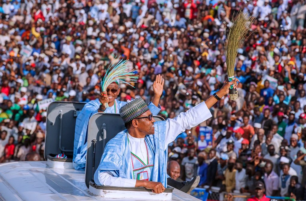 Why campaign rallies are the best thing after Agege bread