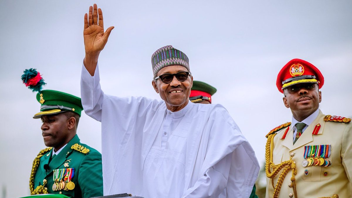 Competence insists on remaining in exile as Buhari begins second term