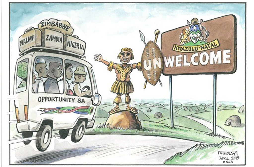 Putting an end to xenophobic attacks—Nigerian style!