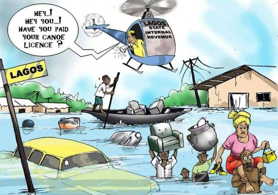 One Lagos, many troubles