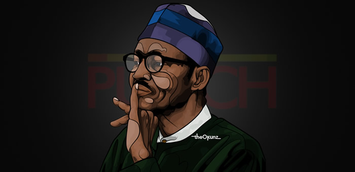 Dictator(ship) dey disguise: On Buhari's address to Nigerians