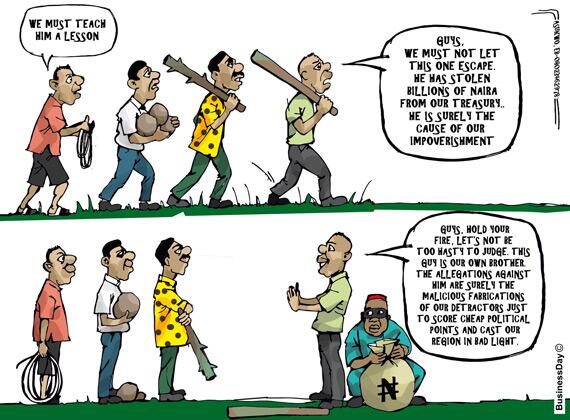 How to be a sane Nigerian