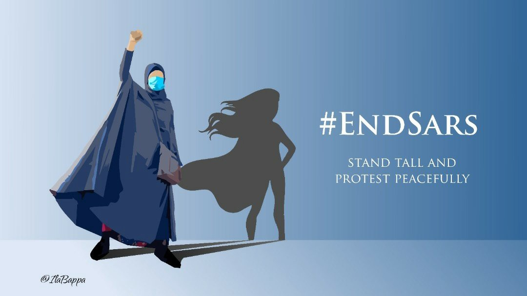 End SARS campaign and its many dramatic interludes