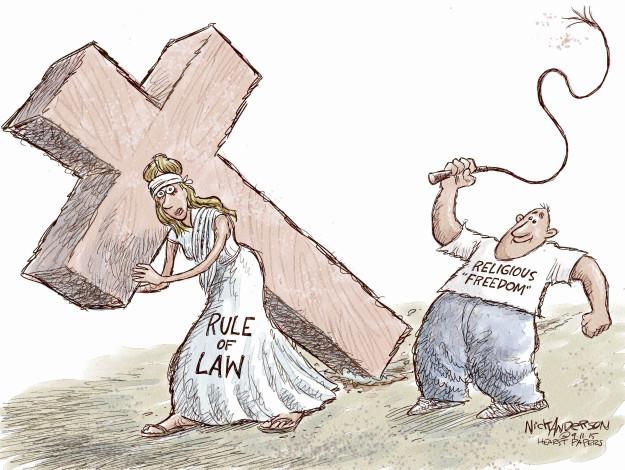Religion: The people's opium