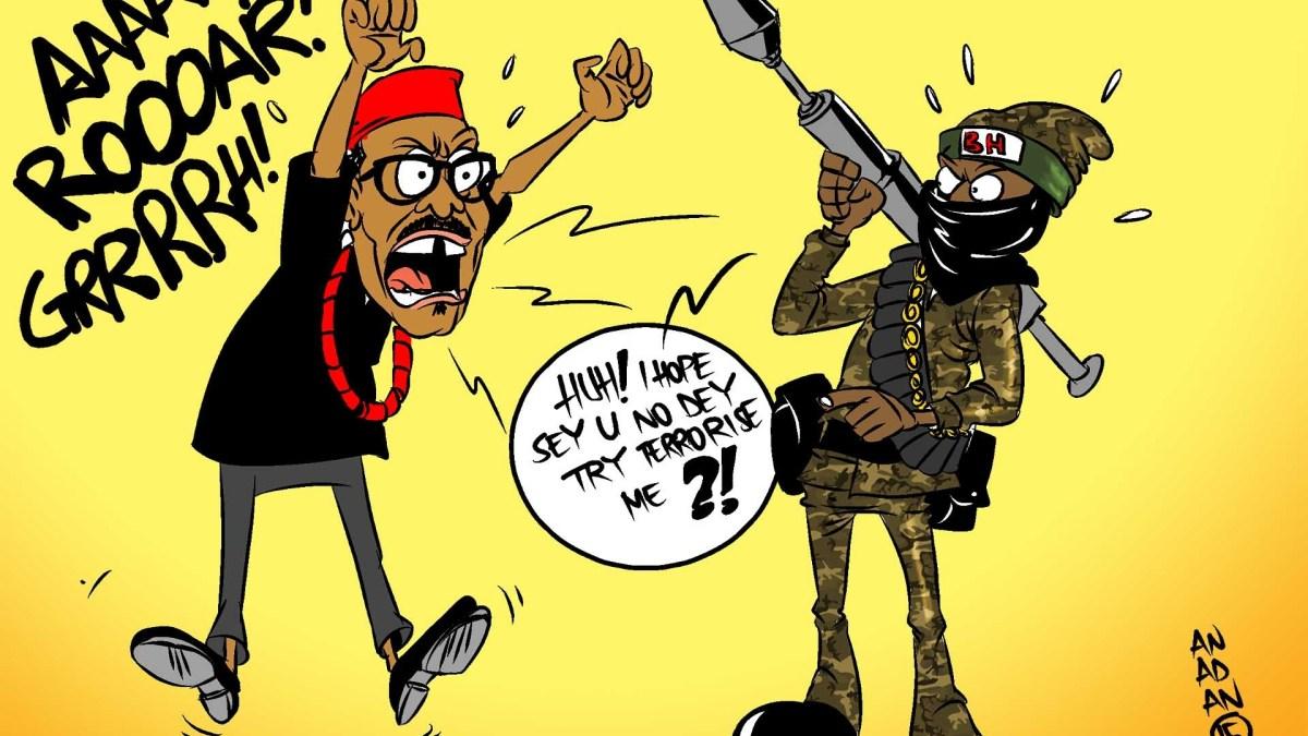 Buari: Grand Condemner of the Federal Republic