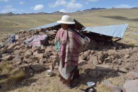 Temblor en Puno