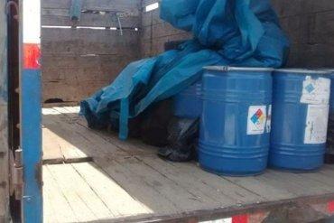 Desvían hidrocarburo para la elaboración de drogas en la región Puno