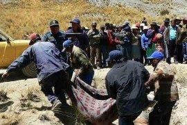 Tormentas eléctricas cobran dos victimas más en la región de Puno